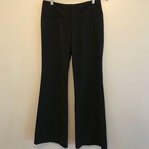 Alice + Olivia Black Dress Pants